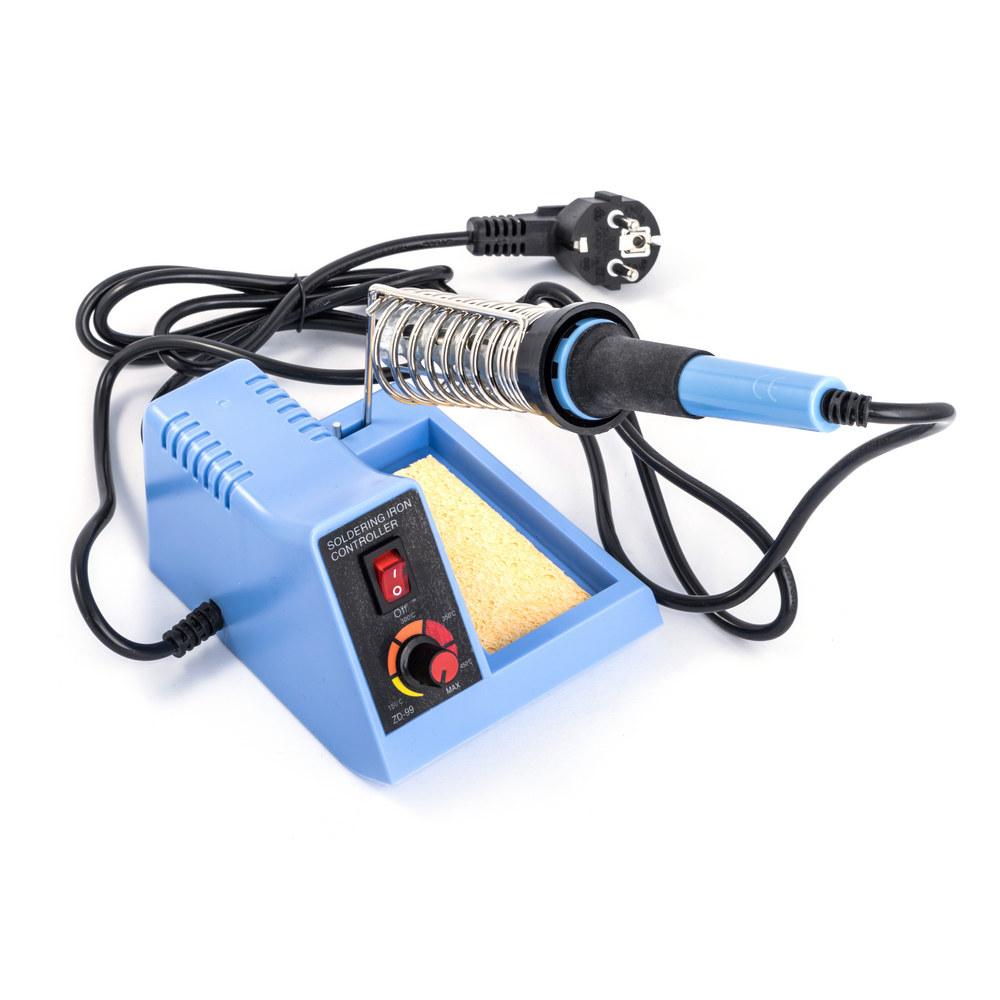 Lötkolben mit Temperatur-Kontroller Yihua 908 Lötstation im Handgriff 200-450°