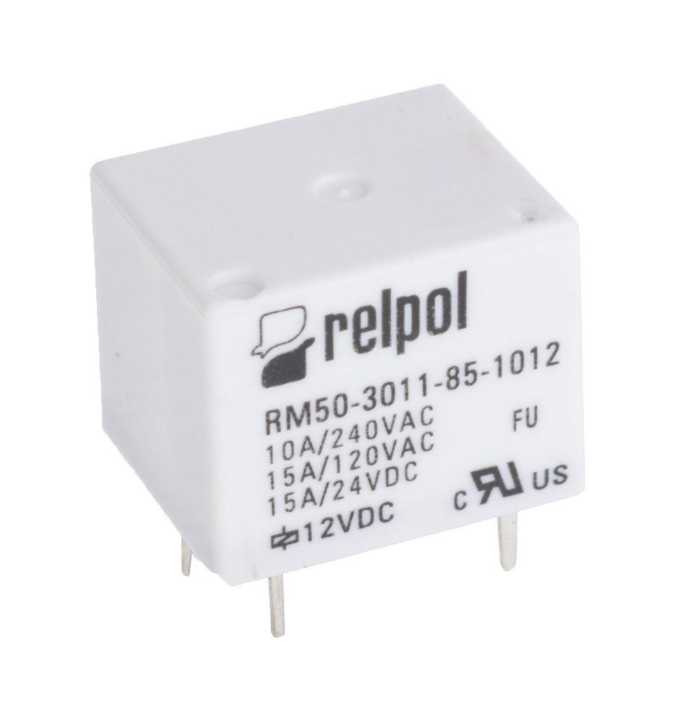 RM85-2021-35-1012 Relais elektromagnetisch SPST-NO USpule 12VDC RELPOL