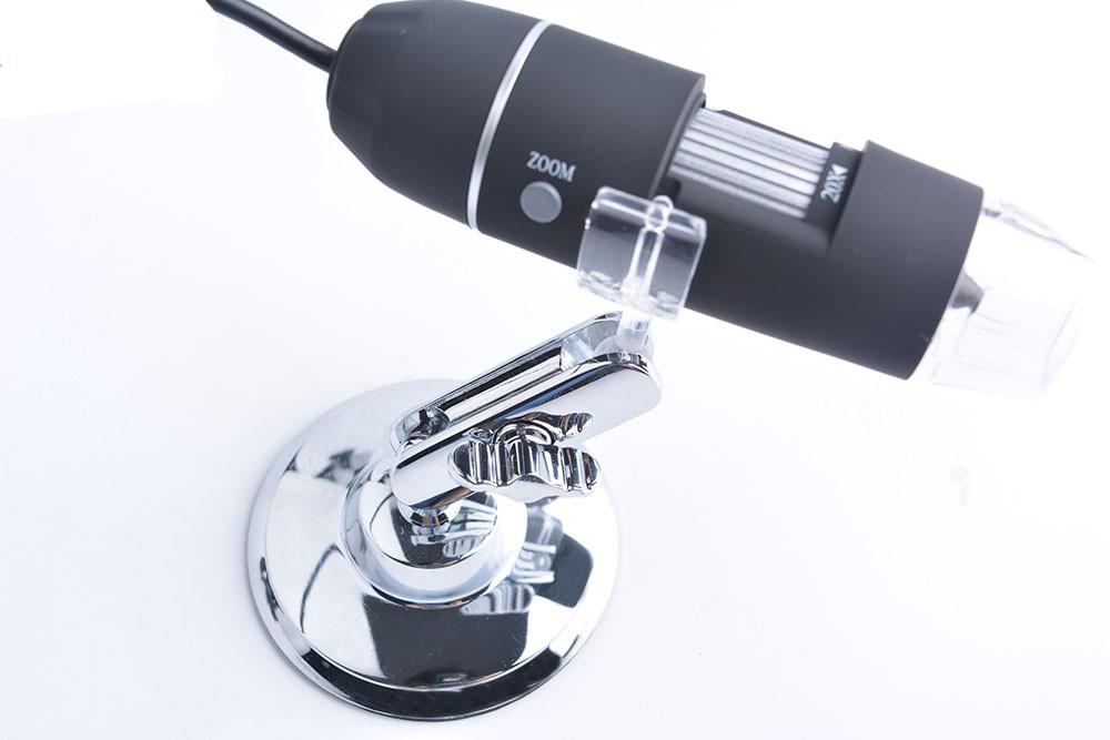 Mikroskop usb 1 3 mpix 25x 800x mit stand cs02 800 ab 52.84 eur